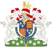 Family of Edward York - King Edward IV and Elizabeth Woodville